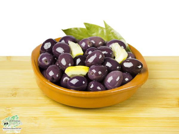 Aceituna Andaluza morada