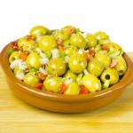 Aceitunas Manzanilla Delicias