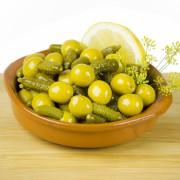 Kimbitos - Aceitunas y Pepinillos