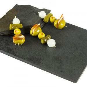 Pincho de Lomo con Queso